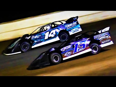 7-30-21 Late Model Feature Winston Speedway - dirt track racing video image