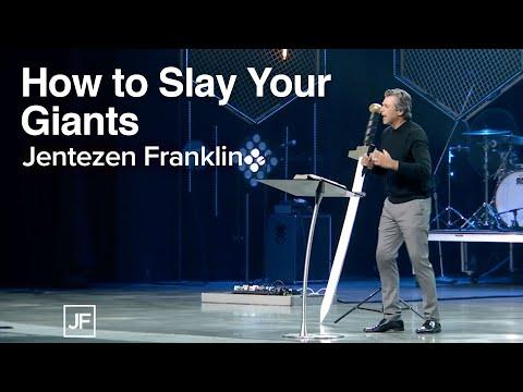 How to Slay Your Giants  Jentezen Franklin