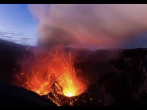 Breaking Massive Volcano Eruption In Indonesia