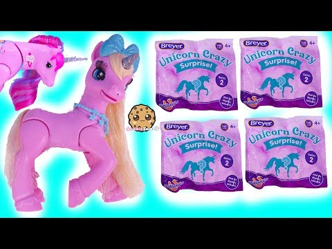 NEW Pets Alive Unicorn + Surprise Colorful Horse Blind Bags Walmart Haul Video - UCelMeixAOTs2OQAAi9wU8-g