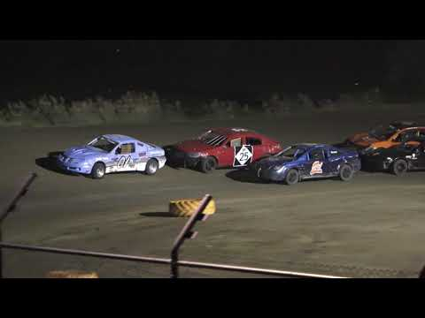 Road Warriors Feature Race at Silver Bullet Speedway, Michigan, on 06-27-2020! - dirt track racing video image