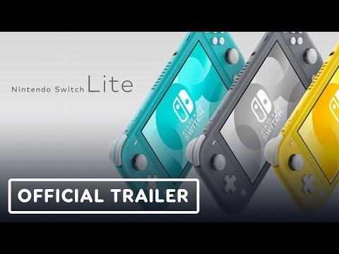 Nintendo Switch Lite Official Reveal Trailer - UCKy1dAqELo0zrOtPkf0eTMw