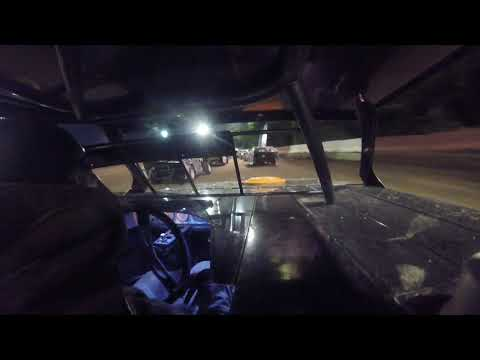 In Car Cam of C.J. Volluz at Highland Speedway 7-28-21 (b-mod) - dirt track racing video image