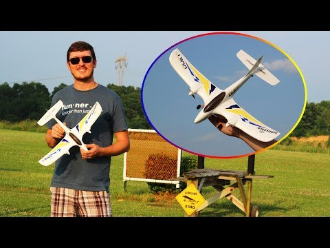 AWESOME RC Plane Under $60 Completely RTF and Beginner Friendly! - TheRcSaylors - UCYWhRC3xtD_acDIZdr53huA