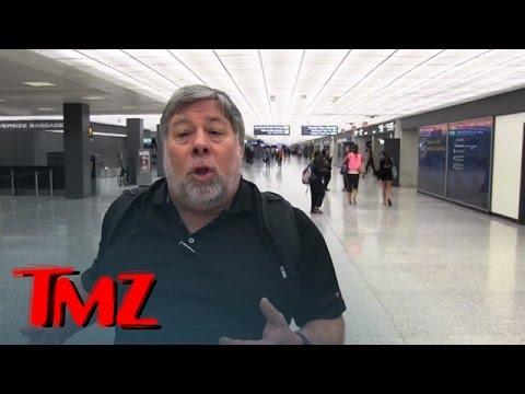 Steve Wozniak -- I'm Ditching My Android Phones! iPhone 6 Is THAT Good | TMZ - UCK7IIV6Q2junGSdYK3BmZMg