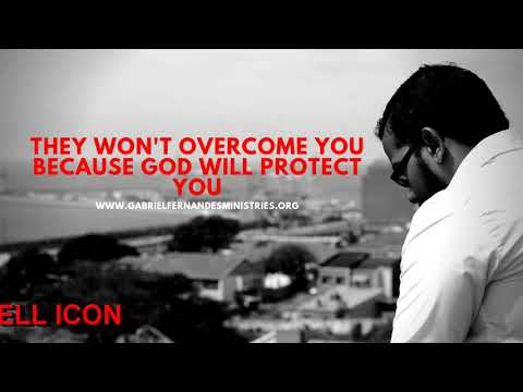 THEY WON'T OVERCOME YOU BECAUSE GOD WILL PROTECT YOU, Daily Promise and Powerful Prayer
