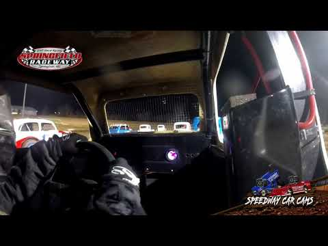 #20 Alex Braseth - Legend - 11-27-2020 Springfield raceway - In Car Camera.mov - dirt track racing video image