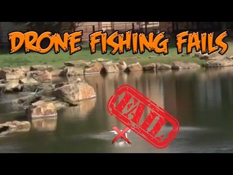 Top 5 Drone Fishing Fails - UCnHw9ffrVUHlLTQkq3FVPeg