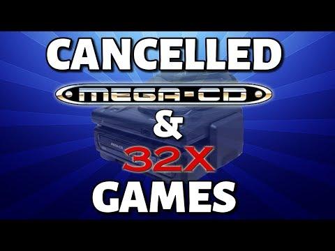 15 Cancelled Sega Mega CD & 32X Games - UCTrirxpoj8GkrUl7pAqq7YQ