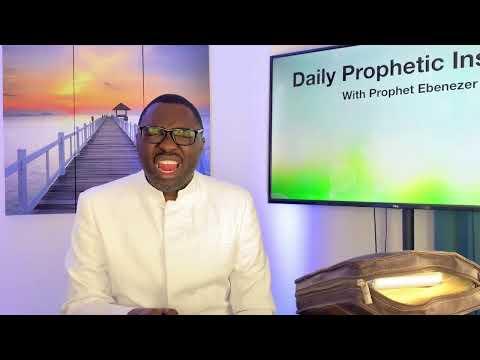 Prophetic Insight September 24,2021