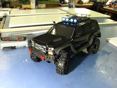 Redcat Everest Gen7 Pro, Upgrades !! , Rear Bumper Swinging Tire Mount and more - UCgT2bLvQWJZAQlf5R9aHLgA