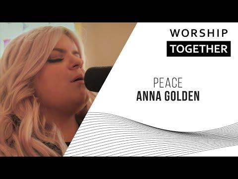 Peace // Anna Golden // New Song Cafe