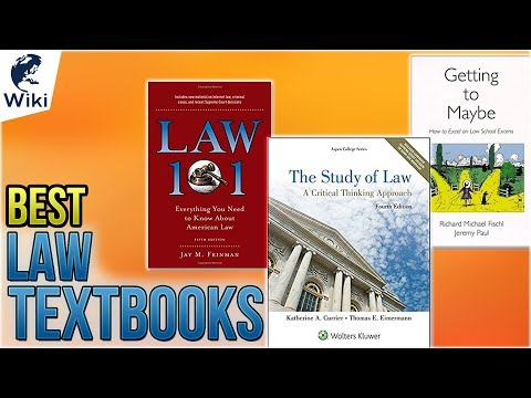 10 Best Law Textbooks 2018 - UCXAHpX2xDhmjqtA-ANgsGmw