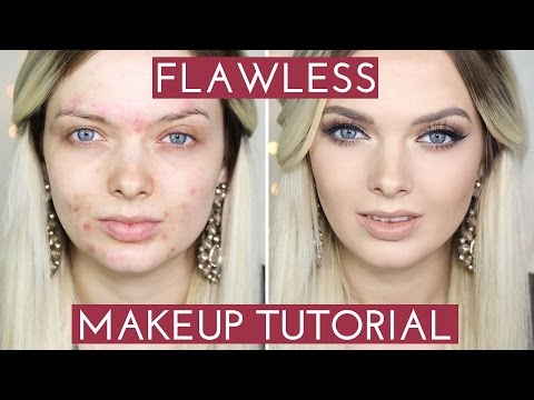 ACNE COVERAGE// Flawless Foundation Makeup Tutorial //  MyPaleSkin - UC_0cZVAIcWOWiYxnY32gSgg