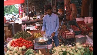 Public and traders react to plastic bags ban in Islamabad - BBCURDU