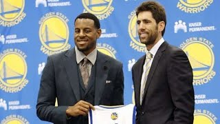 Here Is Why Andre Iguodala Was Traded From The Warriors