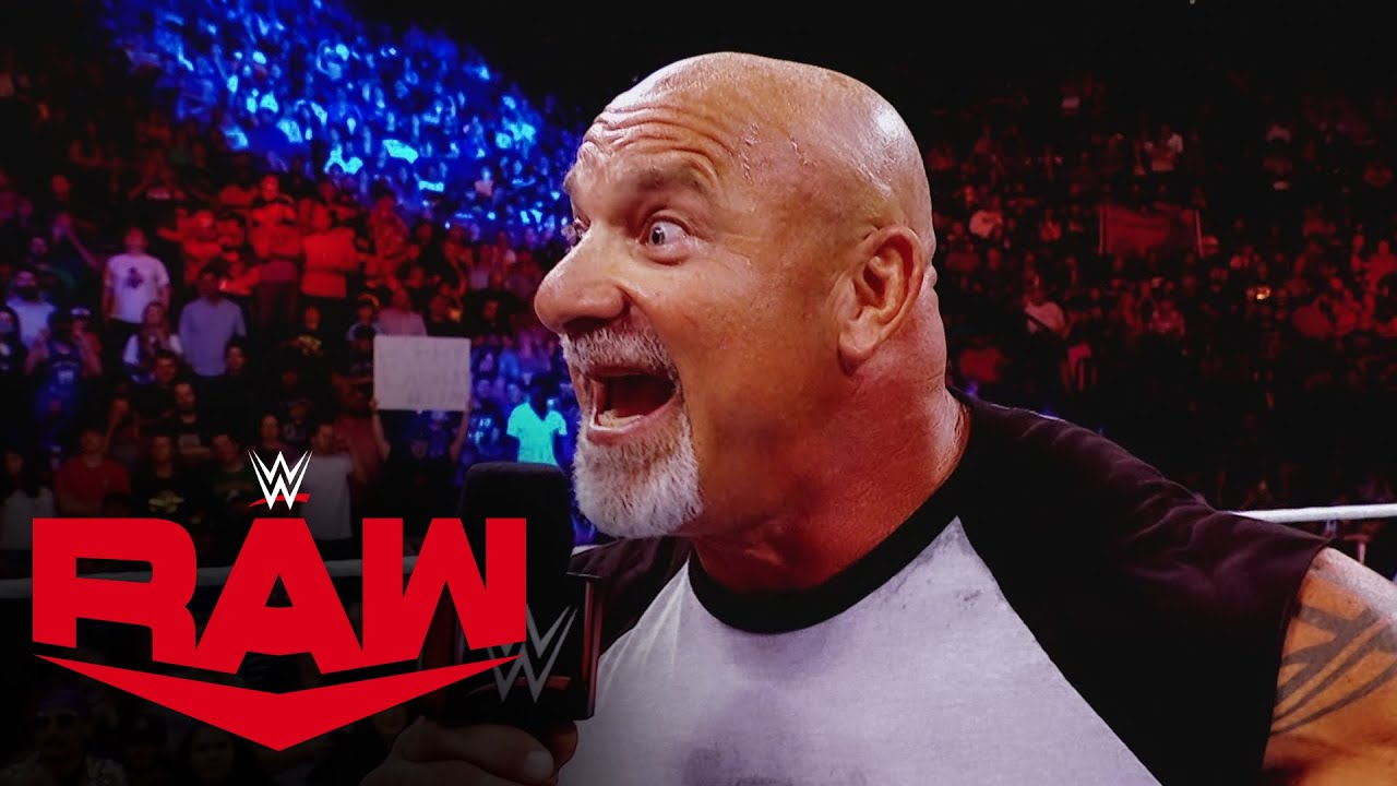 Goldberg's volatile history with Bobby Lashley boils over at WWE Crown Jewel: Raw, Oct. 18, 2021