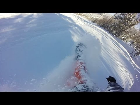 GoPro Line of the Winter: Jack Meade - New Hampshire 3.20.15 - Snow