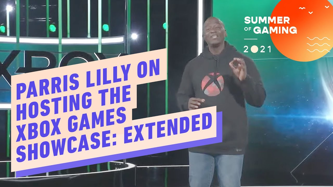 Parris Lilly on Hosting the Xbox Games Showcase: Extended