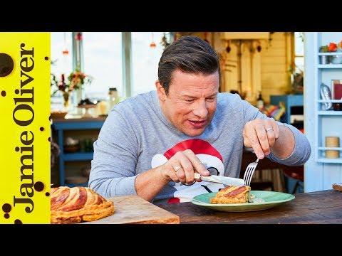 Veggie Christmas Pithivier Pie | Jamie Oliver - UCpSgg_ECBj25s9moCDfSTsA