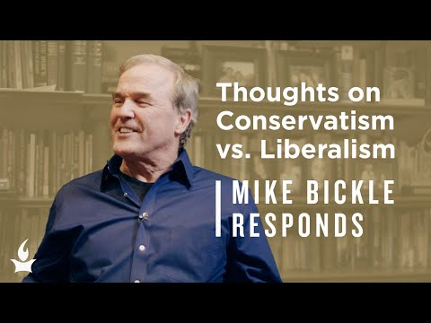 Conservative vs. Liberal?  Mike Bickle Responds