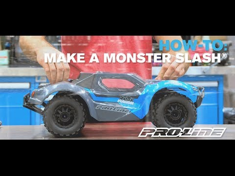 Pro-Line HOW-TO: Make A Monster Slash - UCokEhcgt_sl5FWglgC4k2Gw