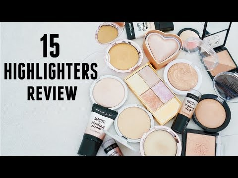 BEST & WORST Affordable Highlighters!! Bahasa Indonesia with ENG SUB - UCWktjsoHWwG6vQy9U17oXjg