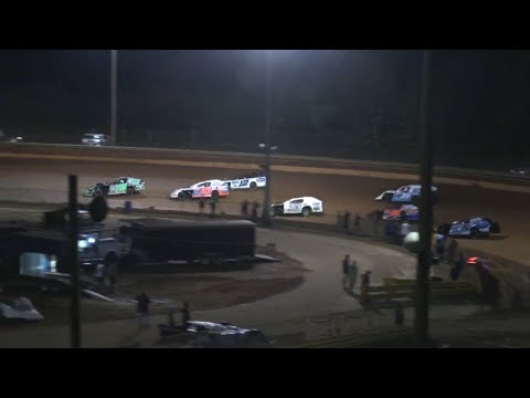 Open Wheel Modified at Lavonia Speedway July 2nd 2021 - dirt track racing video image