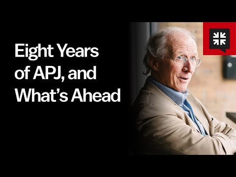 Eight Years of APJ, and Whats Ahead // Ask Pastor John