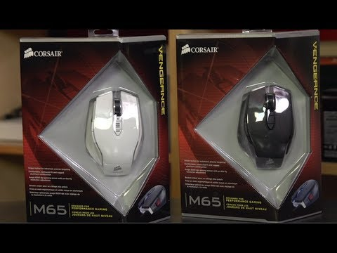 Corsair M65 FPS Gaming Mouse Unboxing & First Look - UCXuqSBlHAE6Xw-yeJA0Tunw