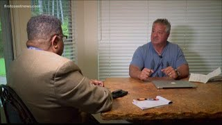Veteran banned from fitness center for a year after breaking HOA,CDD rule