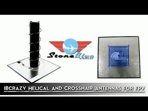 iBcrazy Helical & Crosshair Antennas for FPV - UC0H-9wURcnrrjrlHfp5jQYA