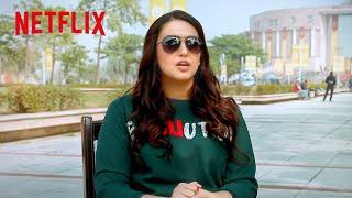 Building The World Of Leila - VFX Sneak Peek   Netflix