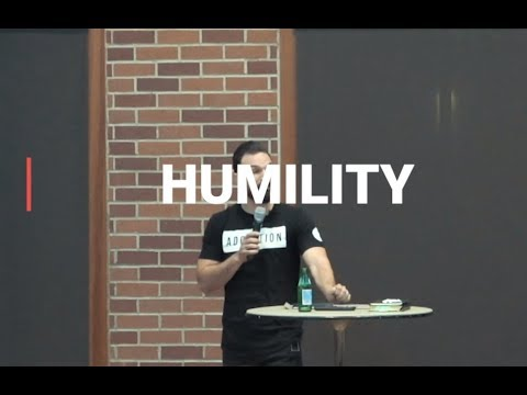 A MESSAGE ON HUMILITY  Eric Gilmour