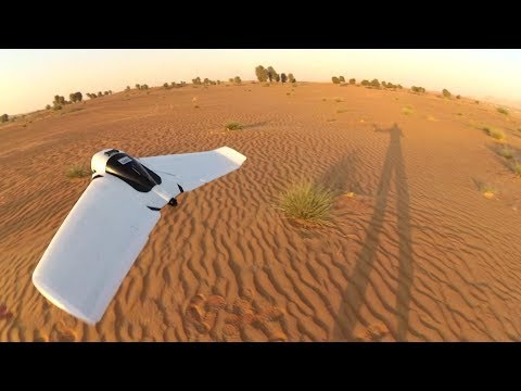 ZOHD Orbit FPV Wing Hovering with Winds on its Maiden Flight - UCsFctXdFnbeoKpLefdEloEQ
