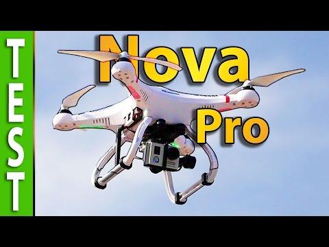 Review: Quanum Nova Pro (Waypoint, Followme, Telemetry, Apm) - UCIIDxEbGpew-s46tIxk5T3g