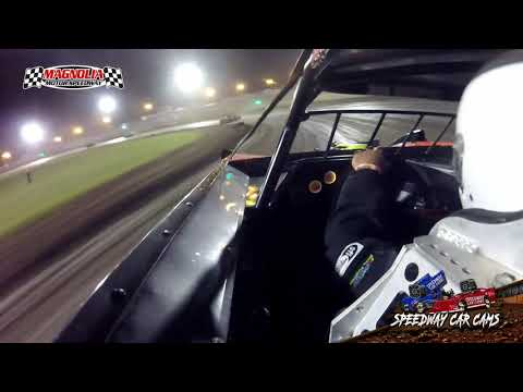 #7J Todd Gray - 602 Sportsman - Magnolia Motor Speedway 5-30-21 - dirt track racing video image