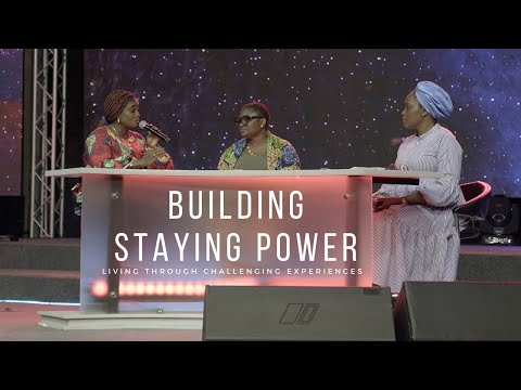 Building Staying Power: Living Through Challenging Experiences  Switch  Wednesday 14th, July 2021