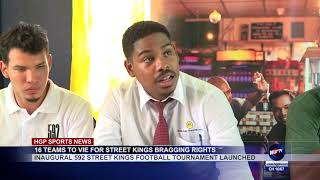 16 TEAMS TO VIE FOR STREET KINGS BRAGGING RIGHTS