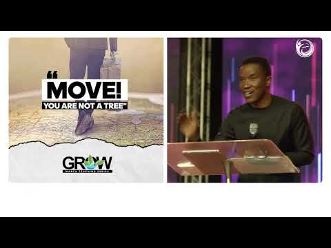 Godman Akinlabi  Move! You Are Not A Tree II March 7th, 2021 Sunday Service