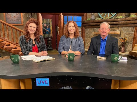 Charis Daily Live Bible Study: Ministry of the Holy Spirit - Lawson Perdue - September 29, 2020