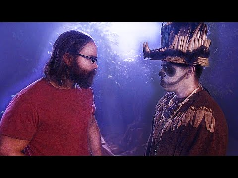 Face to Face with a Shapeshifting Witch Doctor  David Hogan