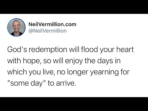 Hope Will Flood Your Heart - Daily Prophetic Word