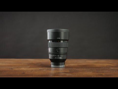 Sony FE 50 mm f/1,2 GM