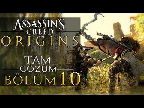 PHYLAKES KELLE AVCILARI - Assassin's Creed Origins Türkçe #10 - UCAORDdnl0EIyCRpW-dY-Trw