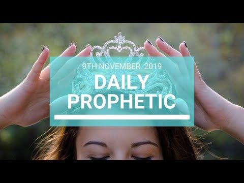 Daily Prophetic 9 November Word 7