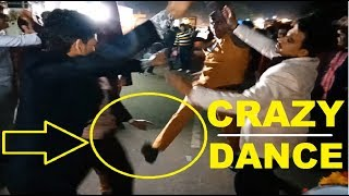 Crazy Funny Dance On Dhol In Haryanvi Wedding | Haryanvi Madlipz Videos | Shakti Khatri official