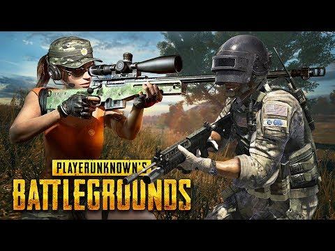 PUBG DUO FIRST PERSON w/ MY GIRLFRIEND!! (Player Unknown Battlegrounds) - UC2wKfjlioOCLP4xQMOWNcgg