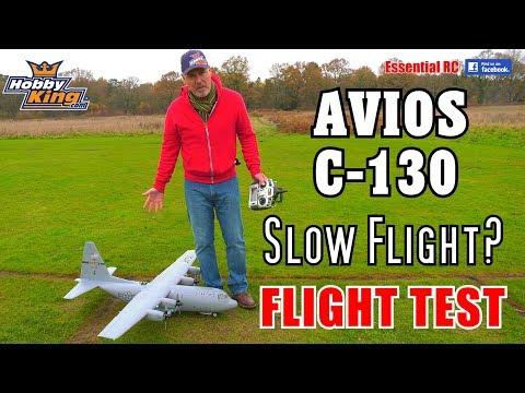 HobbyKing / Avios Lockheed C-130 Hercules SLOW FLIGHT PERFORMANCE - UChL7uuTTz_qcgDmeVg-dxiQ