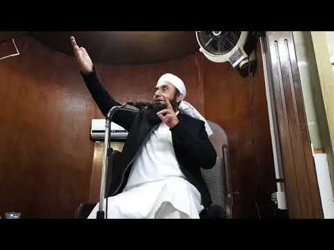 Maulana Tariq Jameel Bayan From London On April 2019